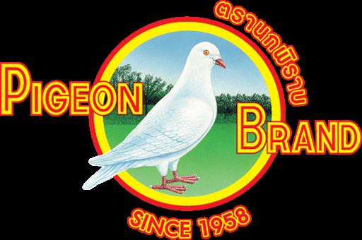 """บริษัทสันติภาพ (ฮั่วเพ้ง 1958) จำกัด ตำนาน """"นกพิราบ"""" ตรา """"นกพิราบ"""" มีจุดกำเนิดเมื่อ ปี 1950 จากการก่อตั้งของคุณแก้ว รัชตสวรรค์และเพื่อน จากโรงงานเล็ก ๆ ในอำเภอป้อมปราบ กรุงเทพฯ ที่ดำเนินธุรกิจแบบกงสีของจีน ภายใต้กลุ่มหุ้นส่วนชื่อ """"ฮั่วเพ้ง"""" สินค้าหลักที่สำคัญ คือ ผักกาดดองบรรจุกระป๋อง และด้วยคุณลักษณะของสินค้าที่แตกต่างจากท้องตลาดทั่วไป และรสชาดถูกปากผู้บริโภคไทย ทำให้ได้รับการตอบรับดี จนฐานการผลิตเดิมไม่เพียงพอต่อความต้องการ"""